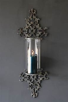 wall sconce lighting candles metal filigran candle wall sconce view all home accessories