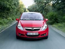 Opel Corsa D 5 Door Technische Daten Und