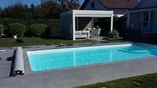 amenagement piscine coque installation de piscine coque am 233 nagement complet de piscine maxime sipp paysages