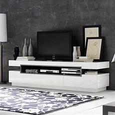 tv lowboard weiss tv lowboard in hochglanz wei 223 200 cm breit sideboard portal