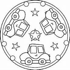 auto mandalas kostenlose ausmalbilder f 252 r kinder