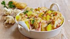 blumenkohl kartoffel auflauf blumenkohl kartoffel auflauf rezept 187 knorr