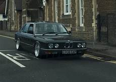 An Lowered Bmw 5 Series Spotted