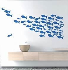 Wandtattoo Fische Tolle Architektur Kinder