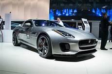 2018 Jaguar F Type Gets New Base 4 Cylinder Engine