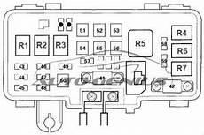 honda s2000 fuse box diagram honda s2000 1999 2009 fuse box diagram auto genius