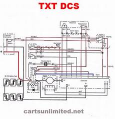golf cart speed controller wiring diagram ezgo txt and curtis 1206 wiring diagram
