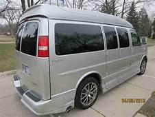 Sell Used 2012 GMC Savana 1500 LT Explorer Limited