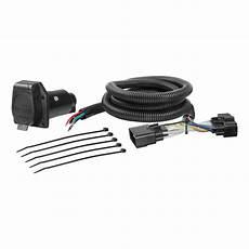 Curt Custom Wiring Harness 7 Way Rv Blade Output 56306