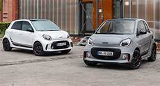 2020 smart eq fortwo and forfour revealed with new looks