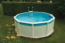 pool rund 3m kleines schwimmbecken