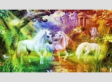 Free Unicorn Wallpaper 1366x768   WallpaperSafari