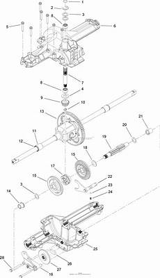toro 13ax60rh744 lx460 lawn tractor 2006 sn 1a056b50000 parts diagram for single speed