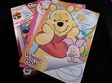 winnie pooh malvorlagen din a4 disney a4 colouring activity books stickers princess