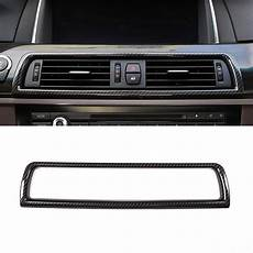 automotive air conditioning repair 2001 bmw 5 series lane departure warning console air conditioning vent cover interior carbon fiber trim for bmw 5 series f10 2011 2016