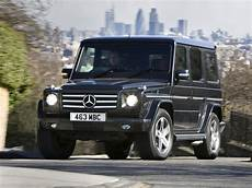 mercedes g class uk 2010 picture 5 of 19