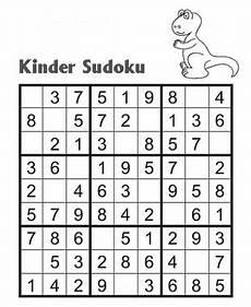 Sudoku R 228 Tsel Als Gratis Vorlagen F 252 R Kinder