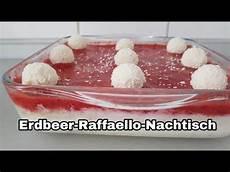 erdbeer raffaello nachtisch monsieur cuisine connect