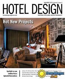 hotel design magazine november 2013 187 download pdf magazines magazines commumity