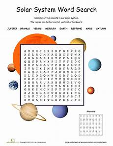 space science worksheets 13402 solar system word search solar system activities solar system worksheets space solar system