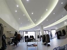 illuminazione negozio illuminazione commerciale nuovo punto vendita