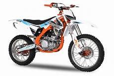 250cc dirtbike ultimate 4takt einzylinder kickstarter
