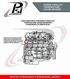 gm ls3 wiring diagram igniter engine coolant temperature sender location for aftermarket temperature sender in