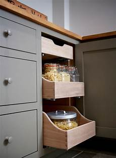 Kitchen Cupboard Pull Out Storage