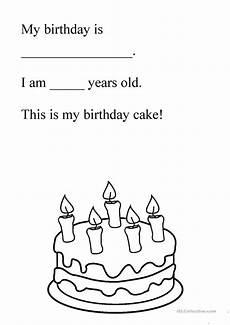 birthday cake printable worksheets 20255 birthday cake worksheet free esl printable worksheets made by teachers