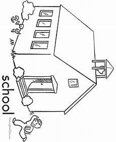 places in the school coloring pages 18035 رنگ آمیزی نقاشی دانش آموزان در مدرسه 2