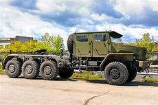 100 Ural Tornado 6370 Russian Army Armored Truck