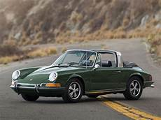 1969 Porsche 911 S Soft Window Targa Classic Driver