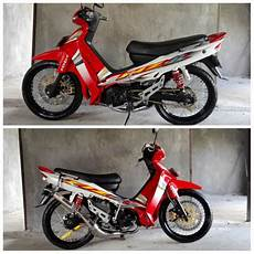 Modifikasi F1zr by F1zr 2002 Modif Std Yamaha F1zr 2002