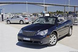 2012 Chrysler 200 Convertible Leaked No Plans For RHD