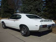 sell used beautiful 1969 gto 400 with factory air true