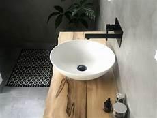 rundes waschbecken mit unterschrank