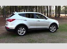 2013 Hyundai Santa Fe Sport AWD 2.0T CUV, Detailed