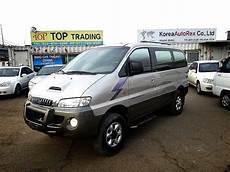 Hyundai Starex 4wd Tci Korean Used Car Tradekorea