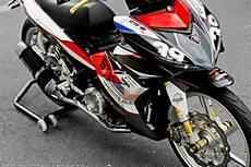 Variasi Motor Mx King by Modifikasi Yamaha Jupiter Mx King 150 Berita Terbaru