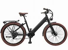 e bike mittelmotor e bike vreni schwarz mittelmotor 250w schutzblech