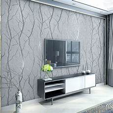 grey 3d embossed crushed velvet wallpaper luxury bedroom