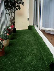 Artificial Grass In Balcony Http Lomets