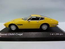 maserati ghibli coupe yellow 1 43 400123322 minichs