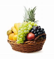 Fruit Basket Stock Image Image Of Isolated Fruits