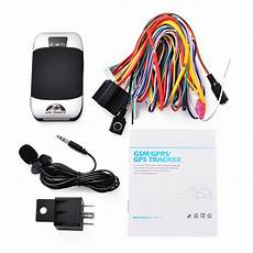 sms gsm gprs supported gps tracker car vehicle tracking
