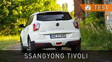Ssangyong Tivoli 1 6 Sapphire 2015 Test Pl Review