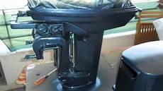 restauration moteur yamaha 30 am 1985