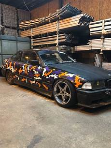 bmw e36 323 coupe drift car parts in midsomer