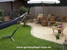 Garten Kiesfl 228 Che Anlegen
