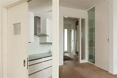 küche mit schiebetür die ausumbauer modernisierung sanierung und